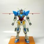 ガンプラHG「ガンダム G-セルフ 大気圏用パック装備型」 1