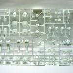 HG「ガンダム G-セルフ(大気圏用パック装備型)」 ランナー 1